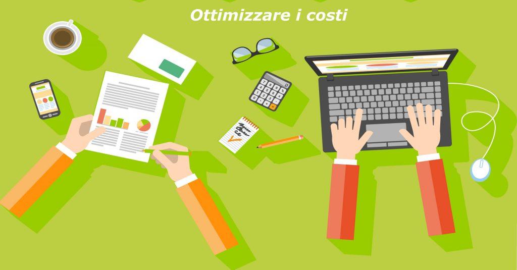 ottimizzare i costi aziendali